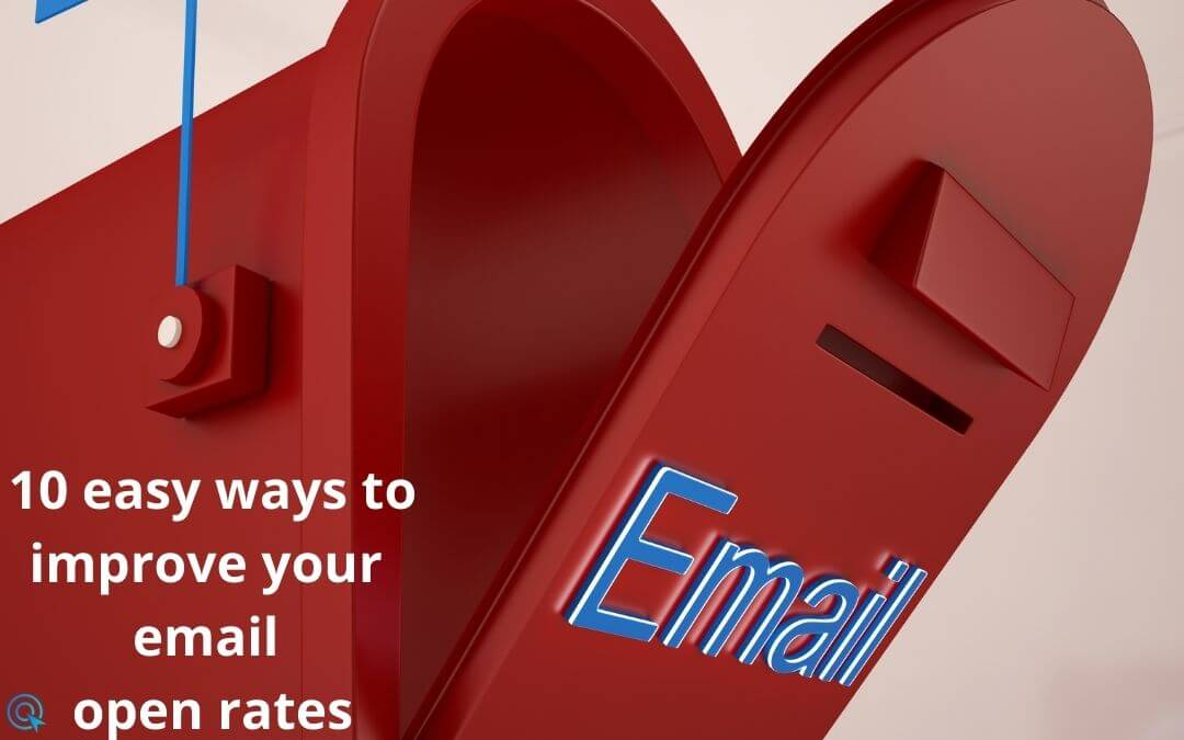 10 easy ways to improve your email open rates