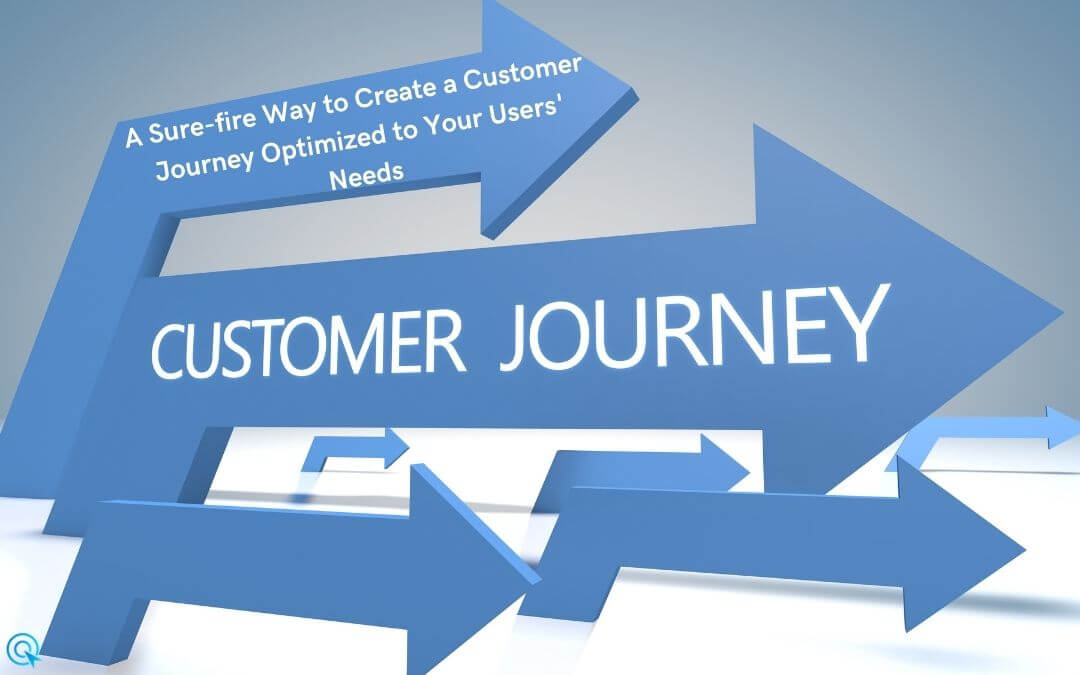 A Sure-fire Way to Create a Customer Journey Optimized to Your Users Needs