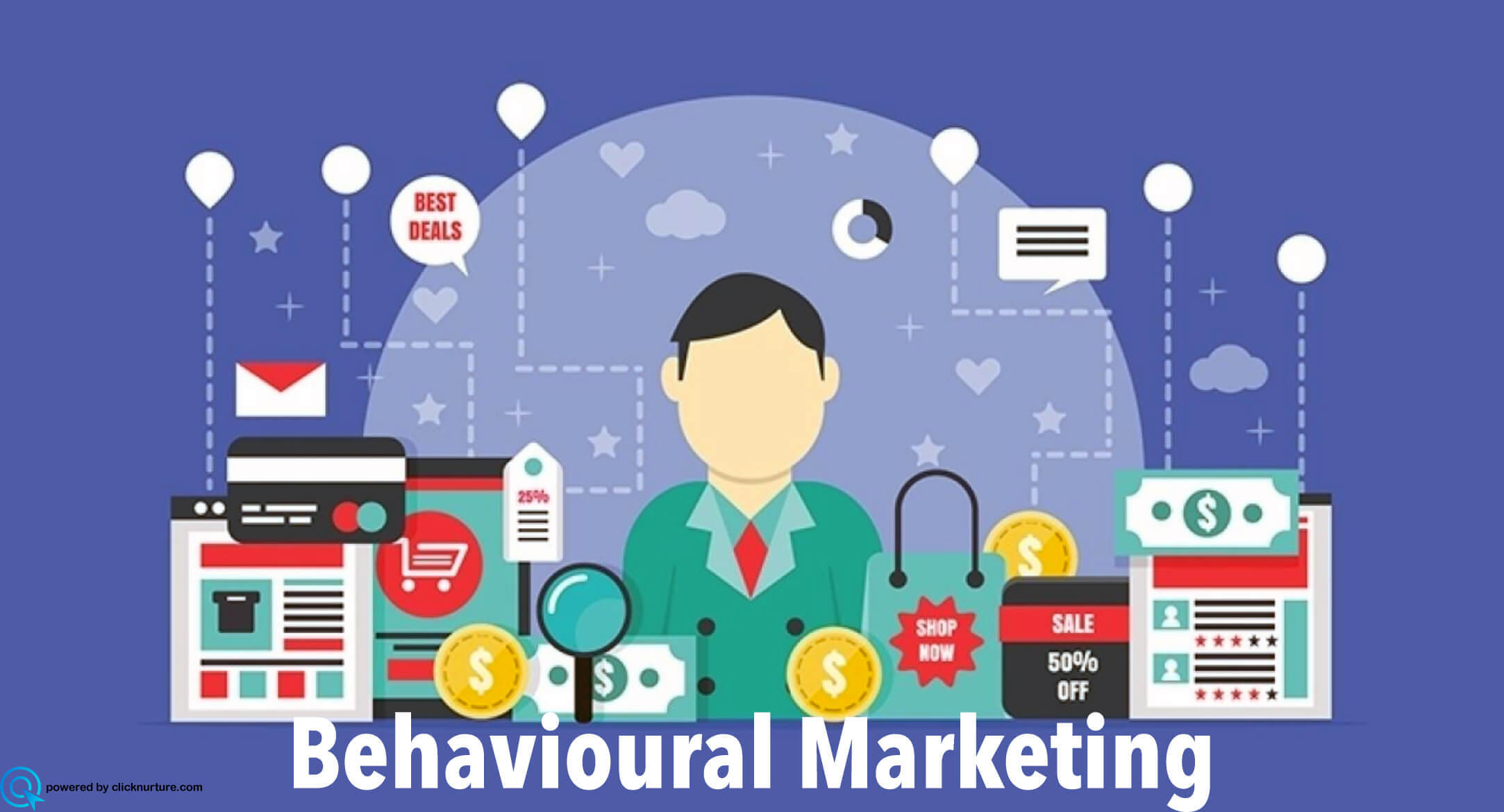 Behavioural Marketing Practices : How to Get More Clicks Conversions