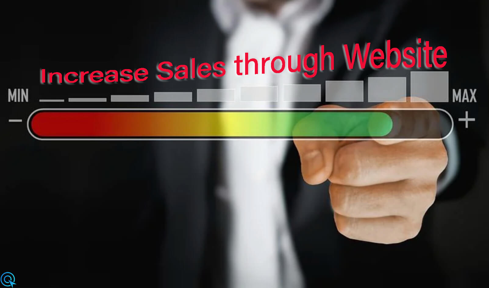 How to increase online sales from the website?