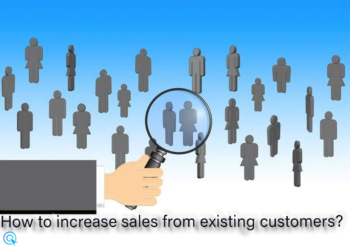 How to increase sales from existing customers?