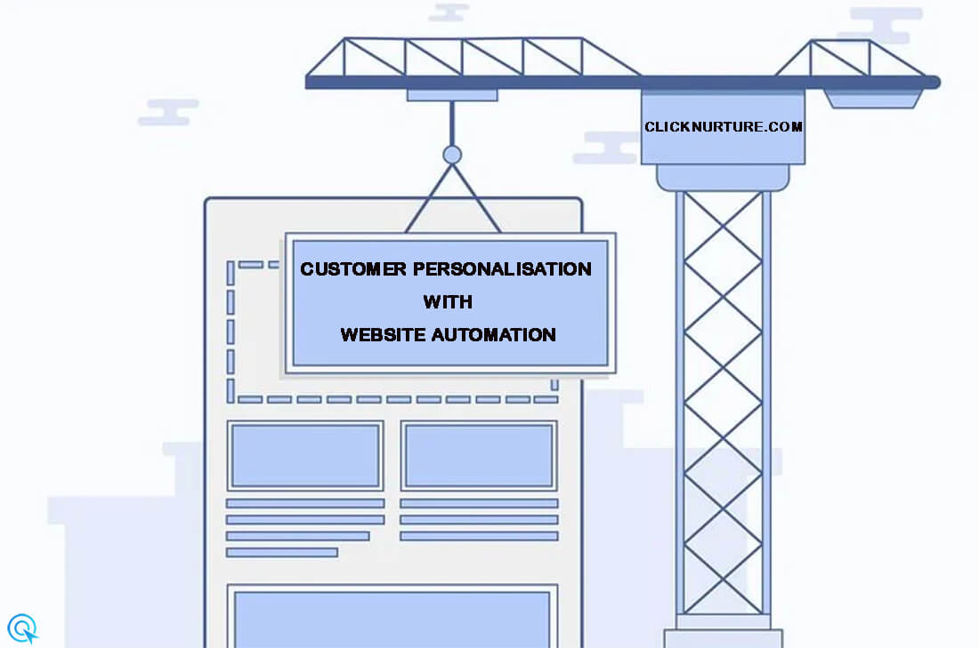 Power Customer Personalisation with Website Automation